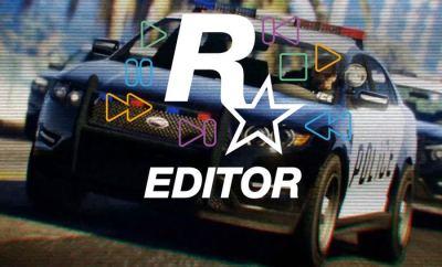 Grand Theft Auto 5 Rockstar Editor