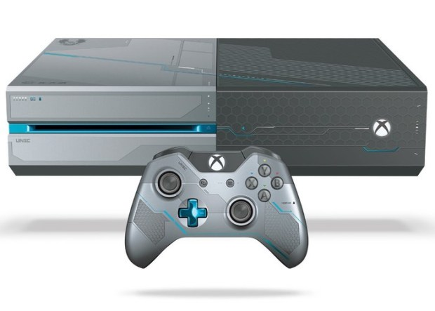 Halo 5 Guardians Limited Edition Xbox Bundle