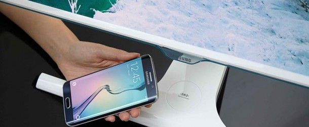 Samsung Monitor That Can Charge Your Phone Wirelessly