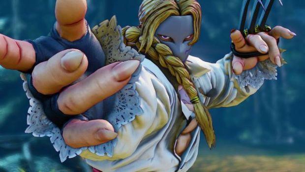 Vega in Street Fighter V