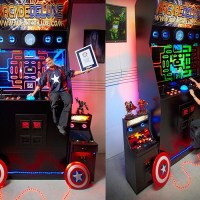 Guinness World Record Winner Worlds Largest Arcade Machine