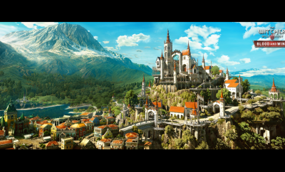 Witcher 3 Blood and Wine