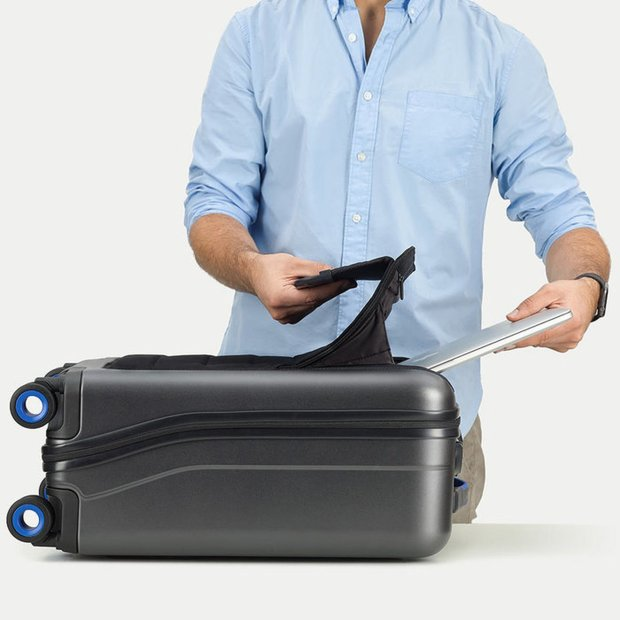 Bluesmart Connected Luggage