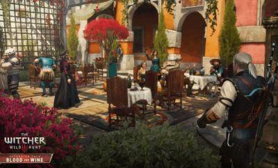 The Witcher 3: Wild Hunt 'Blood & Wine'