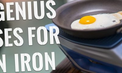7 Uses Of An Humble Iron That You Did Not Know Before