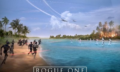 Rogue One: Scarif