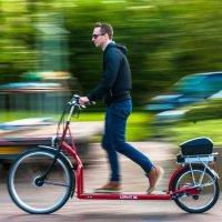 Loplift Electric Walking Bike