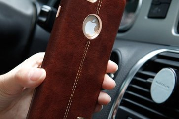 Leather Case For iPhone 7