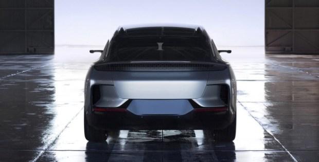 Faraday Future Reveals the FF91 Electric Car