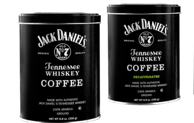 Jack Daniel's Whiskey Coffee