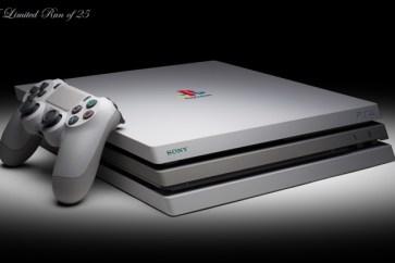 Colorware PlayStation 4 Pro Retro