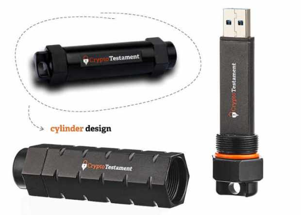 Encrypted USB Drive