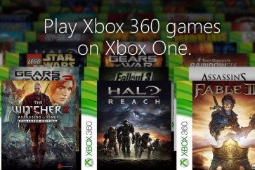 Xbox One Backwards Compatibility Games