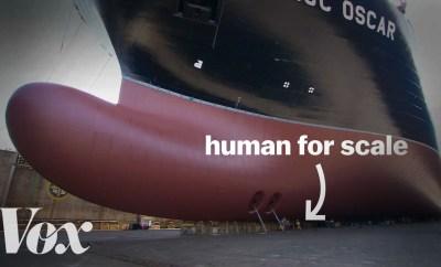 Gigantic Ships