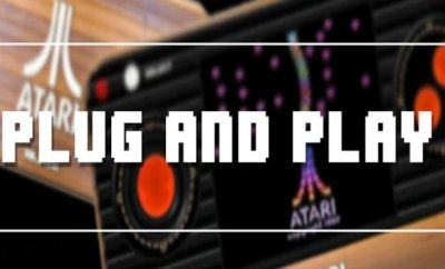 Retro Plug-and-Play Games