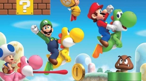 Super Mario Brother