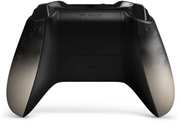 Translucent Xbox Wireless Controller Phantom Black Special Edition