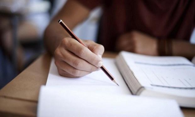 exam-writing