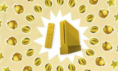 Golden Wii