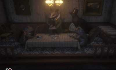 Taxidermist House RDR 2