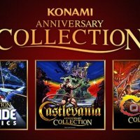 Konami Revealed CONTRA, CASTLVANIA And ARCADE Anniversary Collections!
