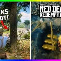 There Is A SECRET Treasure Hidden Near Annesburg In Red Dead Redemption 2