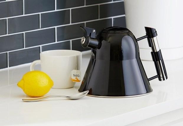 Darth Vader Tea Kettle