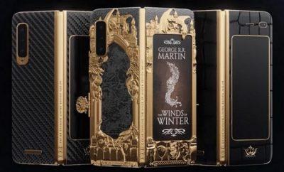 Game of Thrones Themed Samsung Galaxy Fold