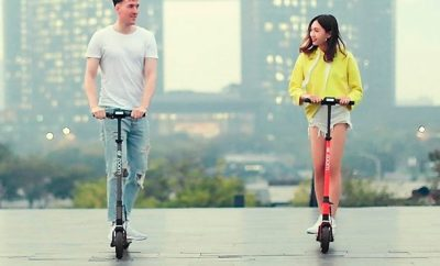 Zoom Electric Scooters
