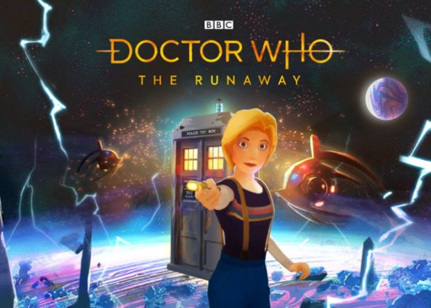 Doctor Who: The Runaway VR
