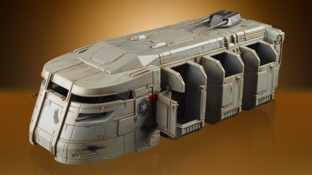Imperial Troop Transport Vehicle