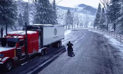 American Motorcycle Simulator