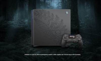 Special Edition PS4 Pro For THE LAST OF US PART II