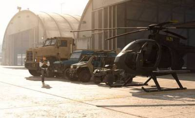 Call of Duty: Warzone Vehicles