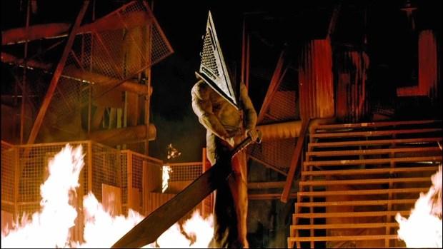 Pyramid Head - Silent Hill 2