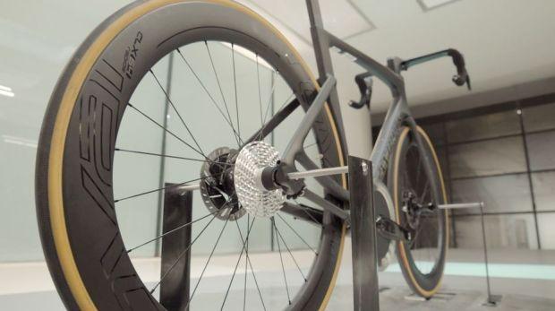 Chainless Bike Gear