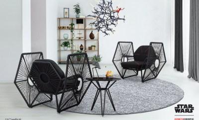 Star Wars Furniture line