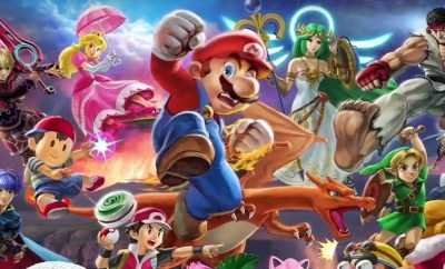Super Smash Bros. Ultimate Update