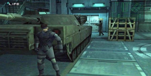 Classic Metal Gear