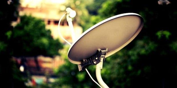 TV Aerial Satellite System