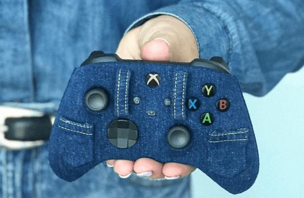 Denim Xbox Series X Controller