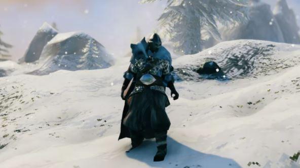 Valheim leather armor