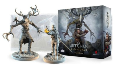 Witcher Board Game