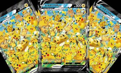 New Pokémon Card