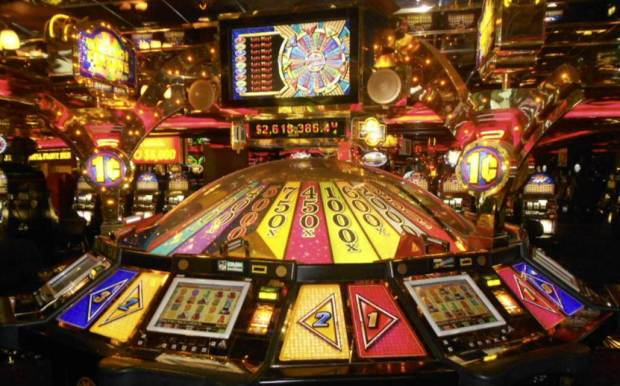 Brick-and-Mortar Casino