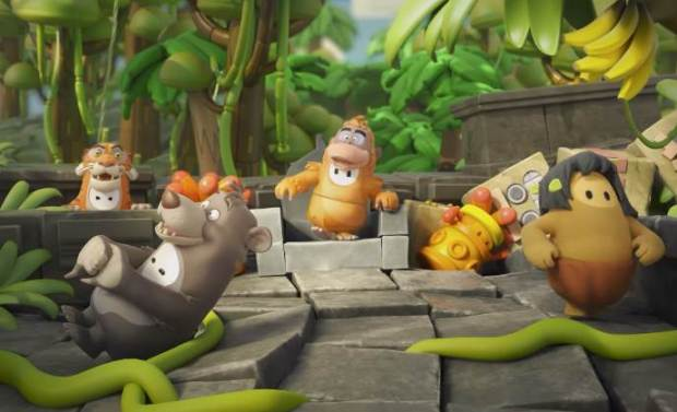 Disney's The Jungle Book Swing Into FALL GUYS