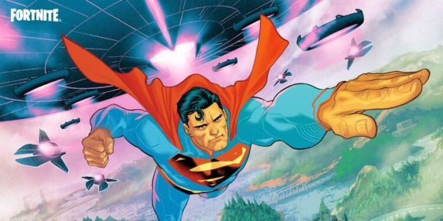 Superman Items In FORTNITE Chapter 2 Season 7