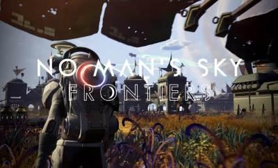 No Mans Sky Frontiers