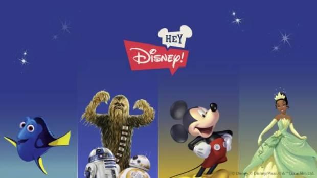 Hey Disney