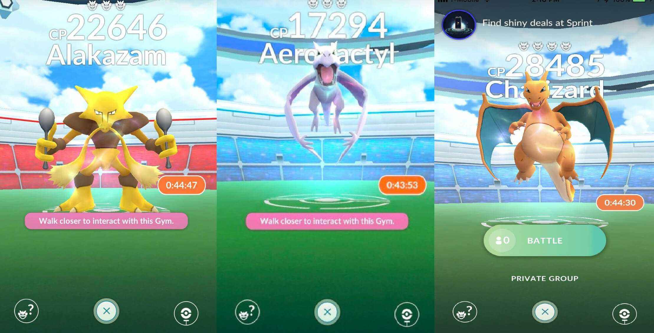 List of New Raid Bosses and Their Max CP In Pokemon GO ...